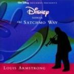 Louis Armstrong �륤�����ॹ�ȥ�� / ���å��� ���� �ǥ����ˡ� Disney Songs The Satchmo Way ������ ��CD��