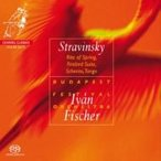 Stravinsky ストラビンスキー / 『春の祭典』、『火の鳥』組曲、ロシア風スケルツォ、タンゴ I.フィッシャ