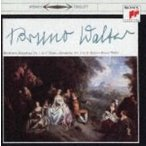 Beethoven ベートーヴェン / Sym.1,  2:  Walter  /  Columbia.so 国内盤 〔CD〕