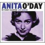 Anita O'day アニタオデイ / My Funny Valentine Live 1955-59 輸入盤 〔CD〕