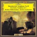 Shostakovich ショスタコービチ / ショスタコーヴィチ:交響曲第10番(1966)、ストラヴィンスキー:交響