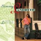 Sonny Landreth ソニーランドレス / Down In Louisiana 国内盤 〔CD〕