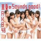 AKB48 / 真夏のSounds good ! (+DVD)【通常盤 Type-B】  〔CD Maxi〕
