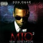 Don Omar �ɥޡ��� / Don Omar Presents Mto2:  New Generation ͢���� ��CD��