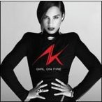 Alicia Keys アリシアキーズ / Girl On Fire 輸入盤 〔CD〕