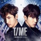 東方神起 / TIME 【ジャケットB】(CD+DVD)  〔CD〕