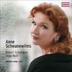 Schumann シューマン / シューマン:リーダークライス作品39、ヴォルフ:メーリケ歌曲集より シュヴァネヴ
