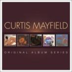 Curtis Mayfield カーティスメイフィールド / 5cd Original Album Series 輸入盤 〔CD〕