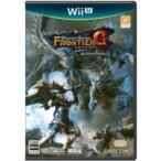 Game Soft (Wii U) / モンスターハンター フロンティアG ビギナーズパッケージ  〔GAME〕