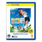 Game Soft (PlayStation Vita) / みんなのGOLF 6 PlayStation Vita the Best  〔GAME〕