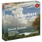Schubert シューベルト / 交響曲全集 ジンマン&チューリッヒ・トーンハレ管弦楽団(5CD) 輸入盤 〔CD〕