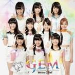 GEM / We're GEM (+DVD)  〔CD Maxi〕