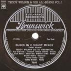 Teddy Wilson �ƥǥ������륽�� / Teddy Wilson  &  His All-stars Vol.1  ������ ��CD��