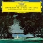 Sibelius シベリウス / 交響曲第6番、第7番、交響詩『タピオラ』 カラヤン&ベルリン・フィル(1967、