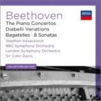 Beethoven ベートーヴェン / ピアノ協奏曲全集、ピアノ・ソナタ集、ディアベリ変奏曲、バガテル集 コヴァセヴ