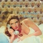 Julie London �������ɥ� / Your Number Please (180���������ץ쥳����)  ��LP��