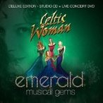 Celtic Woman ����ƥ��å������ޥ� / Emerald ���������С� �ڥǥ�å��������ס� (HQCD+DVD)  ��Hi Quality CD��
