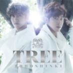 東方神起 / TREE 【ジャケットA】 (CD+DVD)  〔CD〕