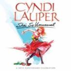 Cyndi Lauper シンディローパー / She's So Unusual 30周年記念盤 (+DVD)  〔BLU-SPEC CD 2〕