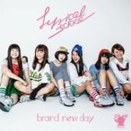 lyrical school / brand new day【初回限定盤B】Remix音源収録  〔CD Maxi〕