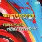 Shostakovich ショスタコービチ / チェロ協奏曲第1番、第2番 モルク、V.ペトレンコ&オスロ・フィル 輸入
