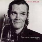 Chet Baker チェットベイカー / My Favorite Songs:  The Last Great Concert Vol.2 国内盤 〔CD〕