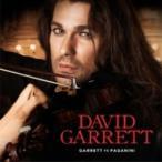 ヴァイオリン作品集 / 『愛と狂気のヴァイオリニスト』 デイヴィッド・ギャレット(+DVD) 国内盤 〔SH