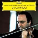 Paganini パガニーニ / 24のカプリース アッカルド(1977) 国内盤 〔CD〕