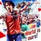 ナオトインティライミ / The World is ours!  (+DVD)【初回限定盤】  〔CD Maxi〕