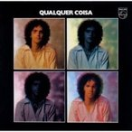 Caetano Veloso カエターノベローゾ / Qualquer Coisa + 2  国内盤 〔CD〕