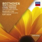 Beethoven ベートーヴェン / 三重協奏曲、合唱幻想曲、他 ボザール・トリオ、プレスラー、マズア&ゲヴァント