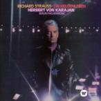 Strauss, R. シュトラウス / 『英雄の生涯』 カラヤン&ベルリン・フィル(1974) 国内盤 〔CD〕