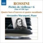 Rossini ロッシーニ / 『老いのいたずら』第4巻、第10巻、第14巻より マランゴーニ 輸入盤 〔CD〕