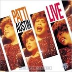 Patti Austin パティオースティン / Live  国内盤 〔CD〕