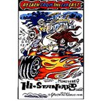 Hi-standard ハイスタンダード / ATTACK FROM THE FAR EAST  〔DVD〕