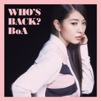 BoA ボア / WHO'S BACK? (CD only)  〔CD〕