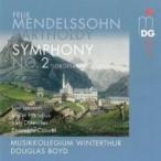 Mendelssohn メンデルスゾーン / 交響曲第2番『讃歌』 ボイド&ヴィンタートゥール・ムジークコレギウム、L