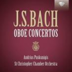 Bach, Johann Sebastian バッハ / オーボエ協奏曲集 プスクニギス、カトクス&セント・クリストファー室内管 輸入