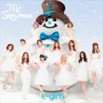 E-girls / Mr.Snowman (+DVD)  〔CD Maxi〕