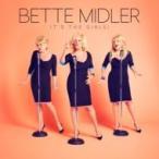 Bette Midler ベットミドラー / It's The Girls  輸入盤 〔CD〕