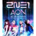 2NE1 トゥエニーワン / 2014 2NE1 WORLD TOUR 〜ALL OR NOTHING〜 in Japan (Blu-ray)  〔BLU-RAY DISC〕