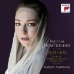 Soprano Collection / ポートレイト〜ドイツ歌曲集〜シューベルト、シューマン、R.シュトラウス、ヴォルフ』
