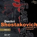 Shostakovich ショスタコービチ / 交響曲第7番『レニングラード』 タバコフ&ブルガリア国立放送交響楽団 輸
