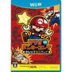 Game Soft (Wii U) / マリオ vs. ドンキーコング みんなでミニランド  〔GAME〕