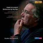 Schubert シューベルト / 『冬の旅』弦楽四重奏伴奏版 シュライアー、ドレスデン弦楽四重奏団 輸入盤 〔CD〕