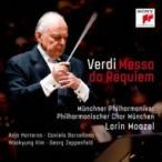 Verdi ベルディ / Requiem:  Maazel  /  Munich Po  &  Cho Harteros Harteros Barcellona Woo-kyung Kim Zeppenfeld  〔BLU-SPEC CD 2〕