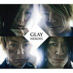 GLAY グレイ / HEROES /  微熱(A)girlサマー / つづれ織り〜so far and yet so close〜 (+DVD)  〔CD Maxi〕