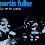 Curtis Fuller カーティスフラー / Four On The Outside  国内盤 〔CD〕