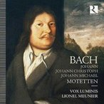 Bach (Family) *cl* / Motets:  Meunier  /  Vox Luminis Scorpio Collectief 輸入盤 〔CD〕