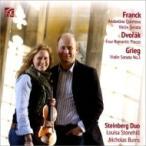 Franck フランク / フランク:ヴァイオリン・ソナタ、グリーグ:ヴァイオリン・ソナタ第3番、ドヴォルザーク